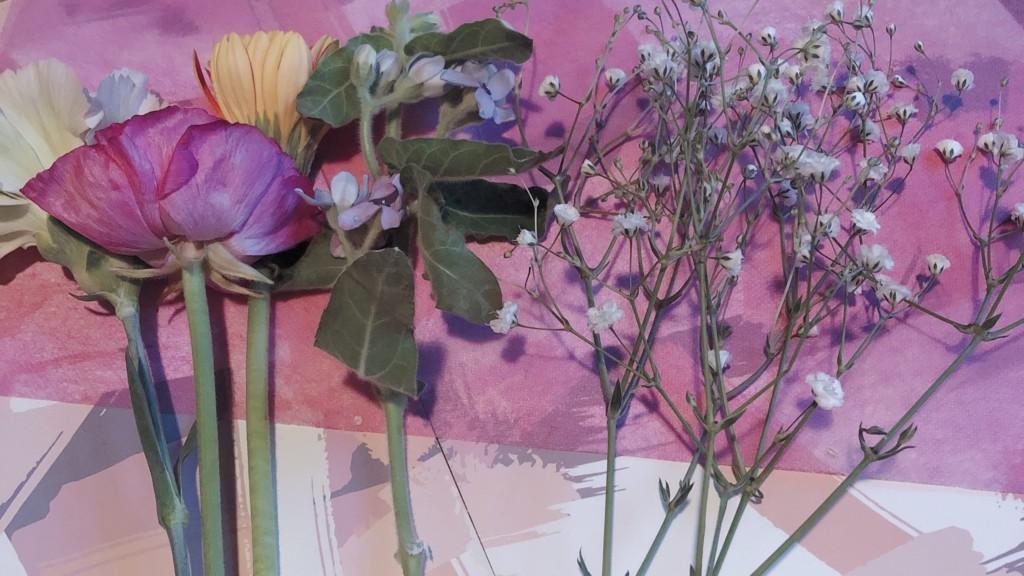 ブルーミーライフから届いたお花の種類