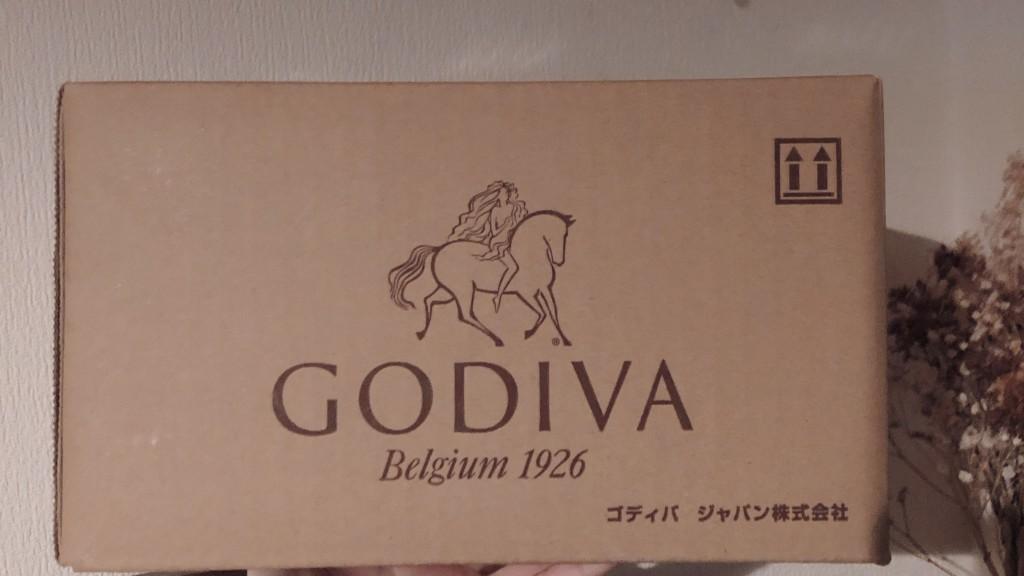 ゴディバ( GODIVA)のサブスクが届いたよ!