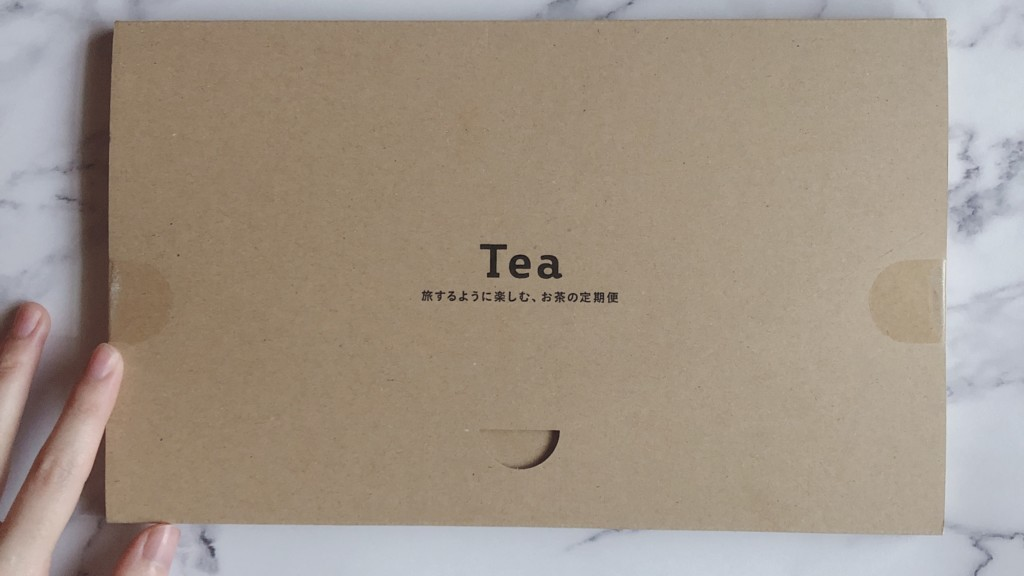 世界中のお茶を楽しめるサブスク「Tea」の基本情報