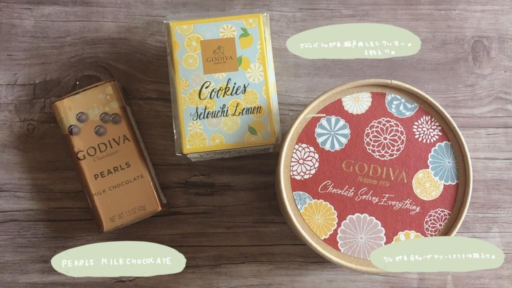 ゴディバのサブスク6月号に入っていたチョコレートの気になるお味は?