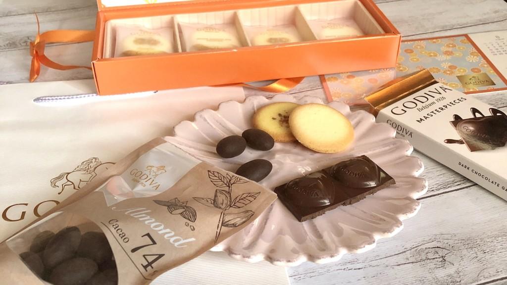 ゴディバ(GODIVA)のサブスク8月号に入っていたチョコレートの気になるお味は?